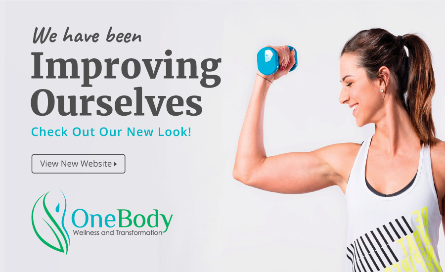 New Website Now at OneBody Wellness